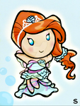 Chibi Winx: Bloom's Harmonix by blackdog393