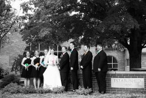 Cody and Heather's Wedding 21 by BengalTiger4