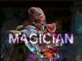 THOTD4 Special: The Magician by BestfanX
