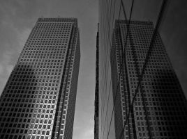 London Architecture III by Jez92