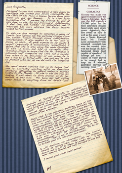 Research notes on Camille Leon pg 2. by TWCBS