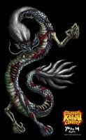 CKC - Sin Ryu: The King of Death by JAko-M