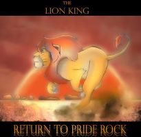 Return to Pride Rock by Missy-Sparrow