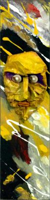 Yellow Face by maherartist