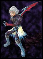 Winged Riku by Tenshiryuu