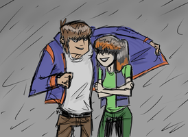 Rain by JohnnyZim777