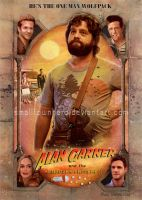 Alan Garner Hangover From hell by smalltownhero