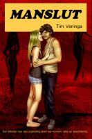 Manslut Book Cover by C-M-Colonna
