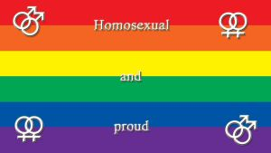 Homosexual and proud -English- by Cybergothgalore