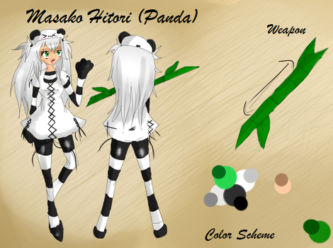 .:Masako's reference:. by Panda-GirlxDemon-Boy