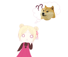 HSV - Doge Confusion by kuloi-no-chloe
