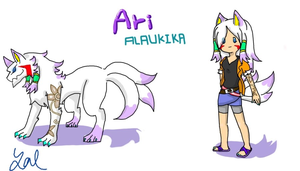 Ari the Alaukika by YAL1606
