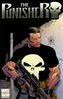 Frank Castle by musikalora