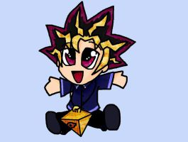 yugi 4 kuri-loves-curry by cloanime770