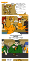 Demigod: Like Hogwarts by Slawton
