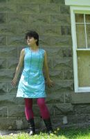 SyFy Alice Dress by grg-costuming