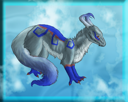 AmiliaLongTail Commission by Silvadruid