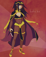 tharja by melonkitty