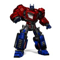 Optimus Prime by BlackOpsSpartan
