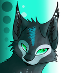 Ara headshot by Finchwing