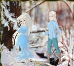 Pixie Scene Maker-Winter Fairies by TheFoxyEccentric274