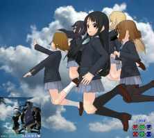 MMD - No Thank You K-ON Album by Pencil13