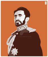 Haile Selassie by monsteroftheid