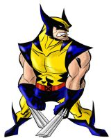 Wolverine by dfridolfs by LittleOrphanAwesome