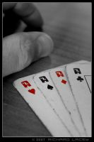 Four Aces... by RichyX83