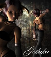 Gothika Double Shot by Tielle