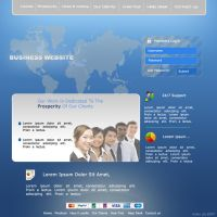 Business Layout by funkyzzoo