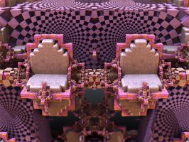 Seating For Two by AureliusCat