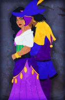 Esmeralda, you know by REQ-Flames
