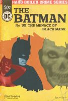 Batman Paperback by Hartter