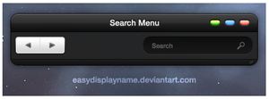 Search Menu by easydisplayname