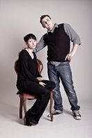 My Wife and Me by uncloned