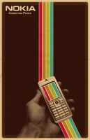 Vintage Nokia by chiliewillie