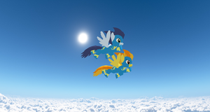 Soarin' + DL by Valforwing
