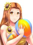 Leona with balloon by Xano501
