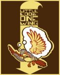 Little Eddie One Wing by pseudo-manitou