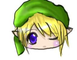 Oh Link.. He come to town..... by Love-n-Death