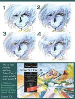 Simple tutorial on my Coloring by EugeneCh