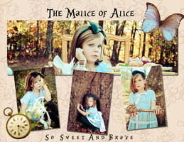 The Malice of Alice Digital Scrapbook 2 by Endorell-Taelos