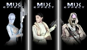 Mix Effect Batch 1 by GeekTruth64