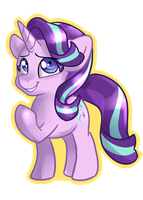 Starlight Glimmer by AnnaKitsun3