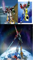 Voltron  The Evolution Of  A  Legend by Omnianimeman