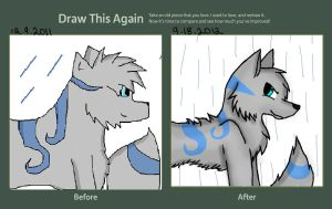 draw it again meme c: by steampuff