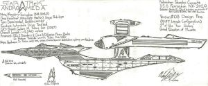 USS Farrington: 2nd Pass WIP by galaxy1701d