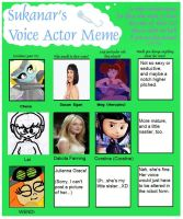 Voice acting meme by turbomun