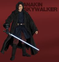 Dark Anakin by Gait44